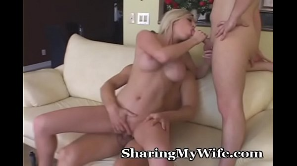 Friend Helps His Buddy Fuck Wife